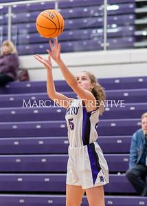 Broughton girls JV basketball vs Cardinal Gibbons. January 6, 2020. D4S_6127