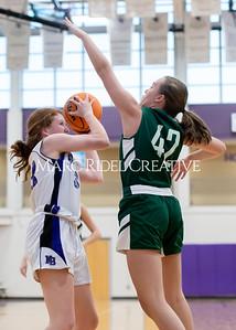 Broughton girls JV basketball vs Cardinal Gibbons. January 6, 2020. D4S_6036