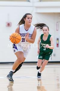 Broughton girls JV basketball vs Cardinal Gibbons. January 6, 2020. D4S_5954