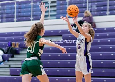 Broughton girls JV basketball vs Cardinal Gibbons. January 6, 2020. D4S_6084