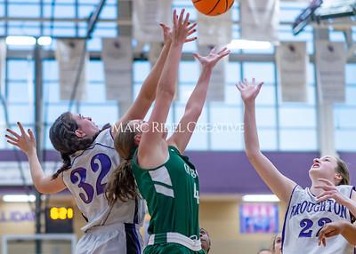 Broughton girls JV basketball vs Cardinal Gibbons. January 6, 2020. D4S_6085