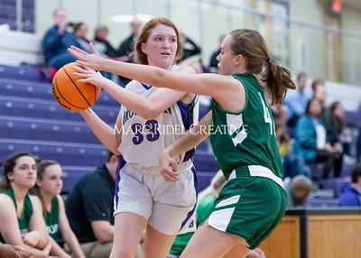Broughton girls JV basketball vs Cardinal Gibbons. January 6, 2020. D4S_6059