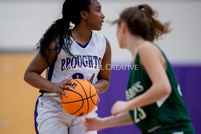 Broughton girls JV basketball vs Cardinal Gibbons. January 6, 2020. D4S_6015