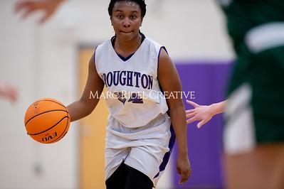 Broughton girls JV basketball vs Cardinal Gibbons. January 6, 2020. D4S_5988