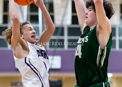 Broughton boys JV basketball vs Cardinal Gibbons. January 6, 2020. D4S_6702