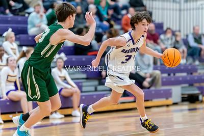 Broughton boys JV basketball vs Cardinal Gibbons. January 6, 2020. D4S_6845