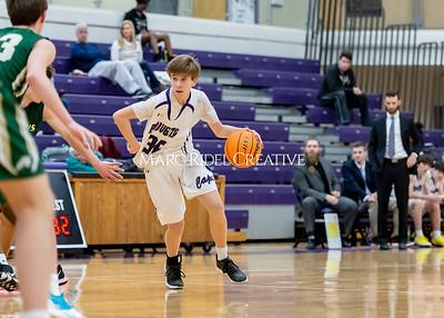 Broughton boys JV basketball vs Cardinal Gibbons. January 6, 2020. D4S_6750