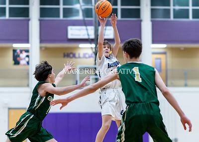 Broughton boys JV basketball vs Cardinal Gibbons. January 6, 2020. D4S_6681