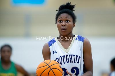 Broughton girls varsity basketball vs Cardinal Gibbons. January 7, 2020. MRC_0129