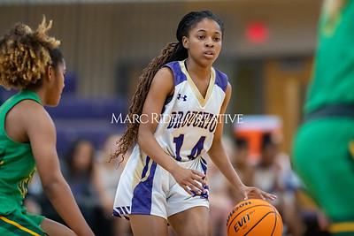 Broughton girls varsity basketball vs Cardinal Gibbons. January 7, 2020. MRC_0082