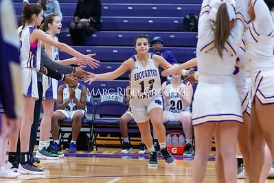 Broughton girls varsity basketball vs Cardinal Gibbons. January 7, 2020. D4S_7040