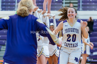 Broughton girls varsity basketball vs Cardinal Gibbons. January 7, 2020. D4S_7058