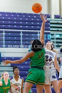 Broughton girls varsity basketball vs Cardinal Gibbons. January 7, 2020. D4S_7071