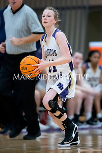 Broughton girls varsity basketball vs Cardinal Gibbons. January 7, 2020. MRC_0128