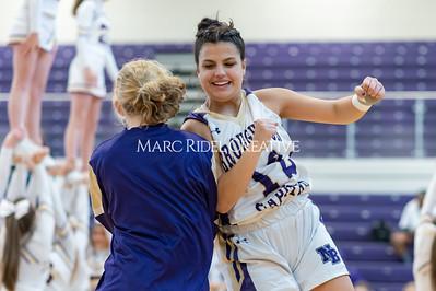 Broughton girls varsity basketball vs Cardinal Gibbons. January 7, 2020. D4S_7049