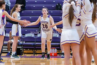 Broughton girls varsity basketball vs Cardinal Gibbons. January 7, 2020. D4S_7055