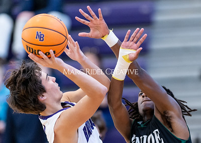 Broughton JV basketball vs Enloe. January 30, 2020. D4S_6467