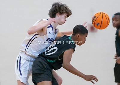 Broughton JV basketball vs Enloe. January 30, 2020. MRC_1925