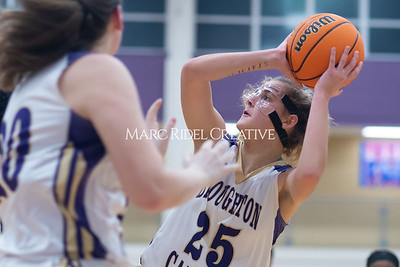 Broughton Lady Caps varsity basketball vs Enloe. December 17, 2019. D4S_8682