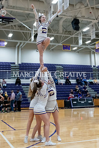 Broughton Lady Caps varsity basketball vs Enloe. December 17, 2019. MRC_9041