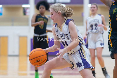 Broughton Lady Caps varsity basketball vs Enloe. December 17, 2019. D4S_8675