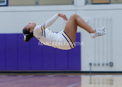 Broughton Lady Caps varsity basketball vs Enloe. December 17, 2019. D4S_8718