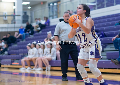 Broughton Lady Caps varsity basketball vs Enloe. December 17, 2019. D4S_8714
