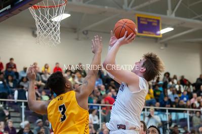 Broughton basketball vs Farmville Central. December 26, 2019. D4S_1245