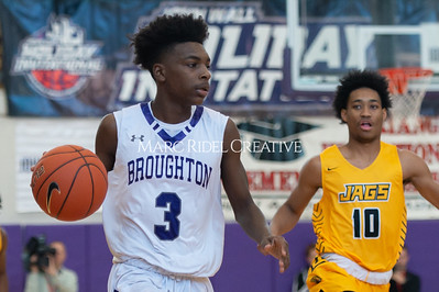 Broughton basketball vs Farmville Central. December 26, 2019. D4S_1076