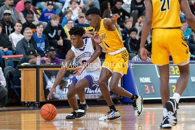 Broughton basketball vs Farmville Central. December 26, 2019. D4S_1240