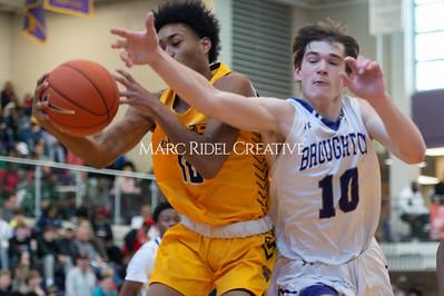 Broughton basketball vs Farmville Central. December 26, 2019. D4S_1176
