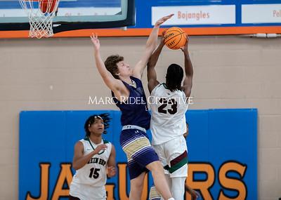 Broughton basketball vs Green Hope. January 20, 2020. MRC_1299