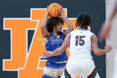 Broughton basketball vs Green Hope. January 20, 2020. MRC_1371