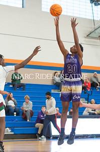 Broughton basketball vs Green Hope. January 20, 2020. D4S_1594