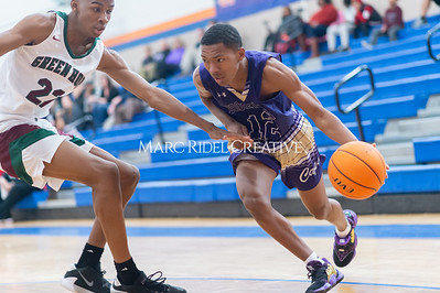 Broughton basketball vs Green Hope. January 20, 2020. D4S_1543