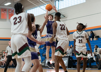 Broughton basketball vs Green Hope. January 20, 2020. MRC_1374