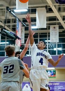 Broughton basketball vs Heritage. November 21, 2019. D4S_6908