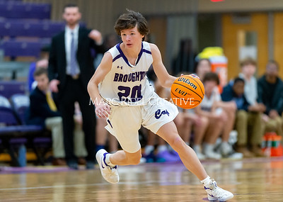 Broughton basketball vs Heritage. November 21, 2019. D4S_6800