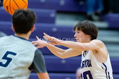 Broughton basketball vs Heritage. November 21, 2019. D4S_6786