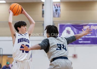Broughton basketball vs Heritage. November 21, 2019. D4S_7011