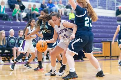 Broughton Lady Caps JV basketball vs Leesville. December 18, 2019. D4S_9667