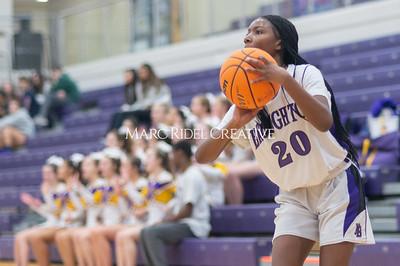 Broughton Lady Caps JV basketball vs Leesville. December 18, 2019. D4S_9664