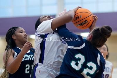 Broughton Lady Caps JV basketball vs Leesville. December 18, 2019. D4S_9683