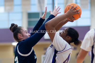Broughton Lady Caps JV basketball vs Leesville. December 18, 2019. D4S_9697