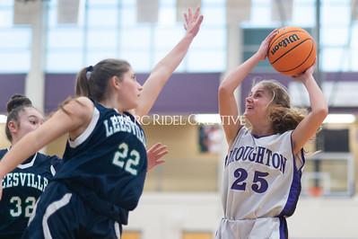 Broughton Lady Caps JV basketball vs Leesville. December 18, 2019. D4S_9662