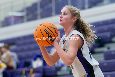 Broughton Lady Caps JV basketball vs Leesville. December 18, 2019. D4S_9680