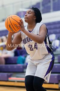 Broughton Lady Caps JV basketball vs Leesville. December 18, 2019. D4S_9687