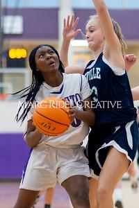 Broughton Lady Caps JV basketball vs Leesville. December 18, 2019. D4S_9724