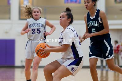 Broughton Lady Caps JV basketball vs Leesville. December 18, 2019. D4S_9688
