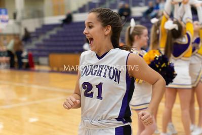 Broughton Lady Caps JV basketball vs Leesville. December 18, 2019. D4S_9637